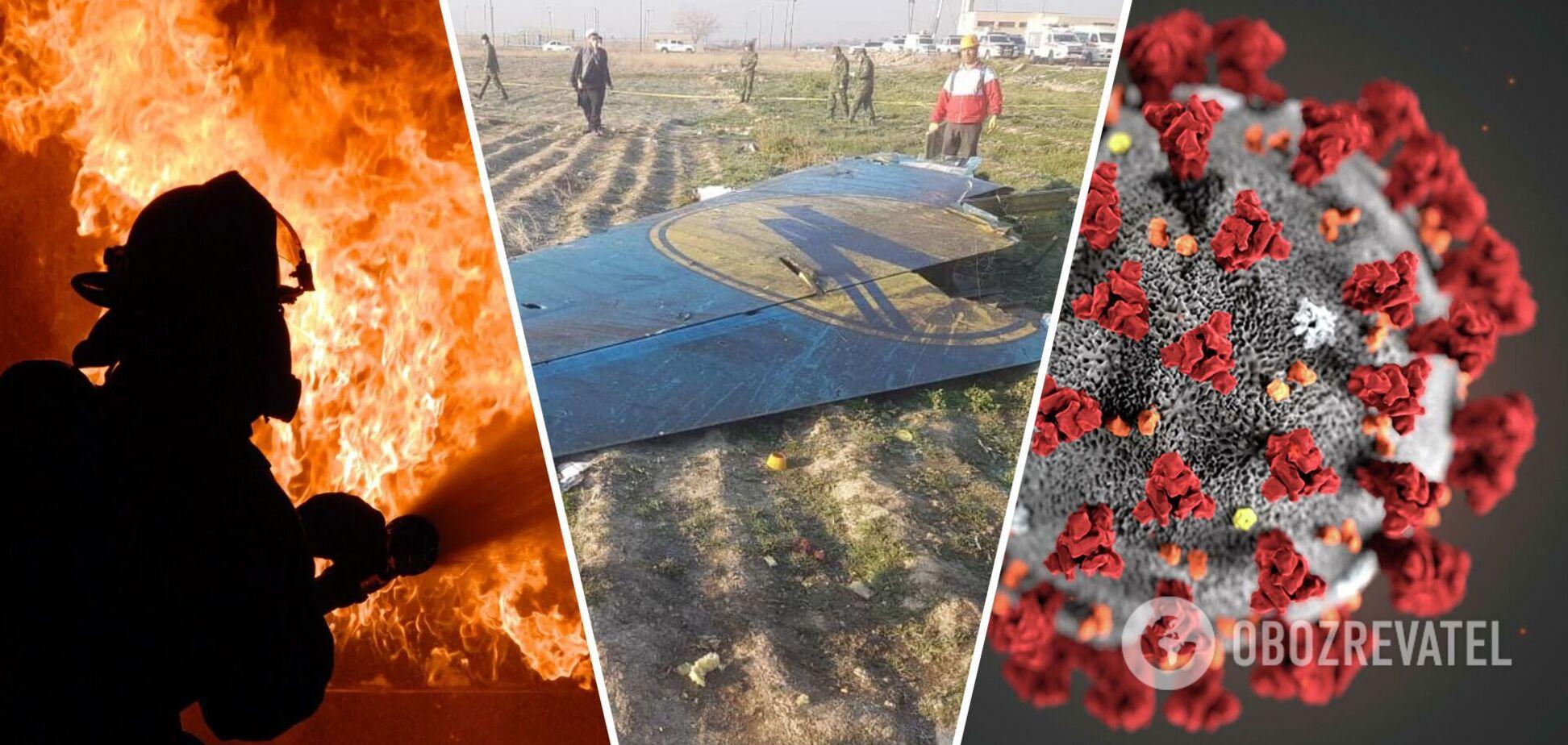 Авиакатастрофы, рынок земли и провал 'слуг': чем помимо COVID-19 запомнится 2020 год в Украине