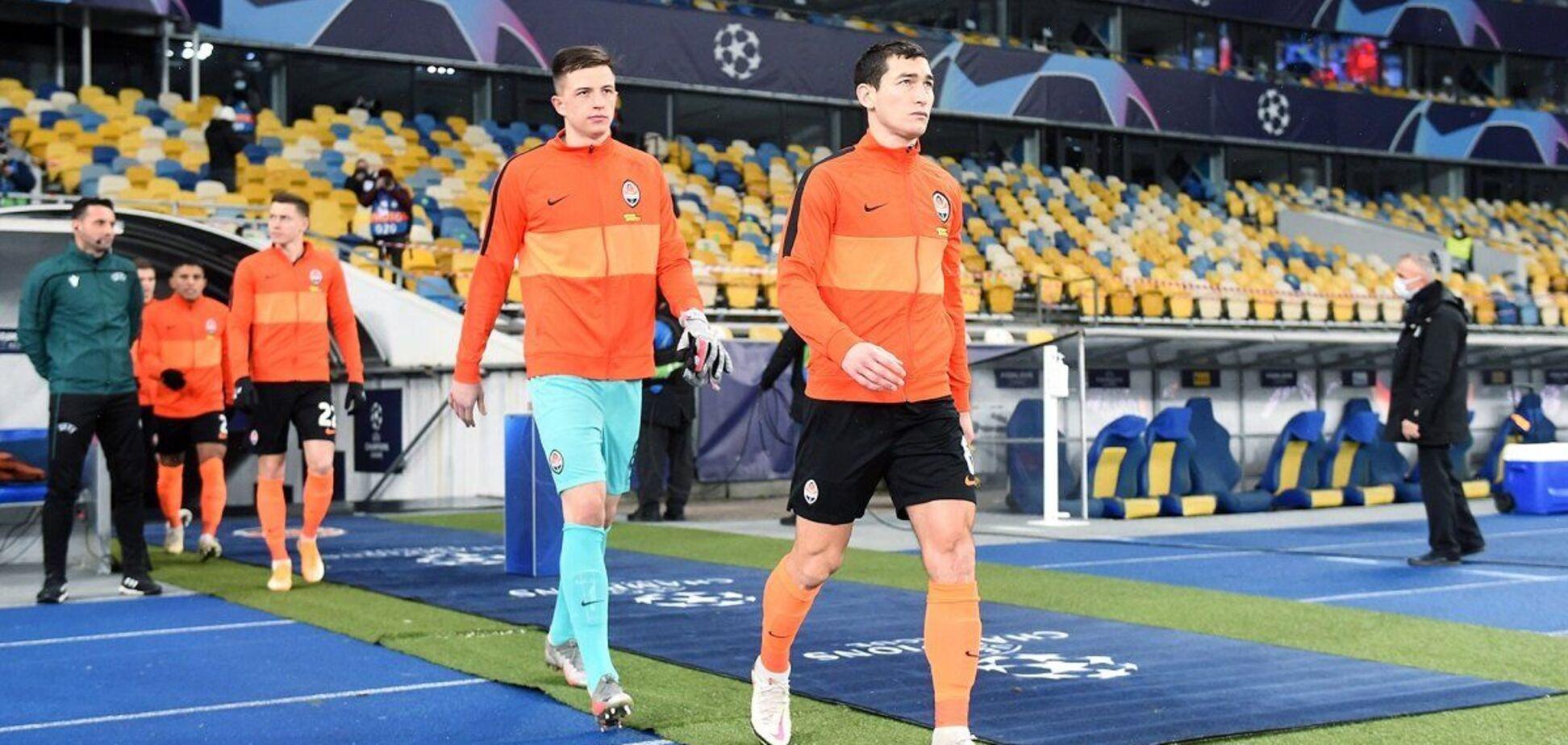 Анатолій Трубін і Тарас Степаненко