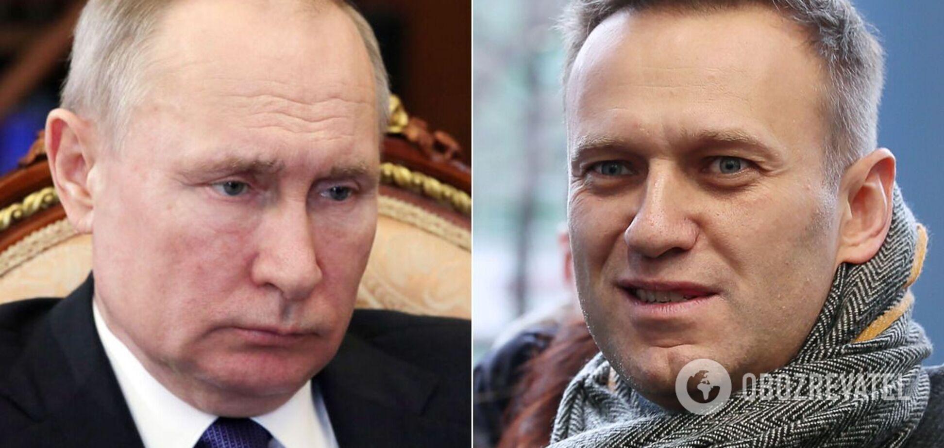 Как Путин пытается сорвать сделку своего окружения с Навальным