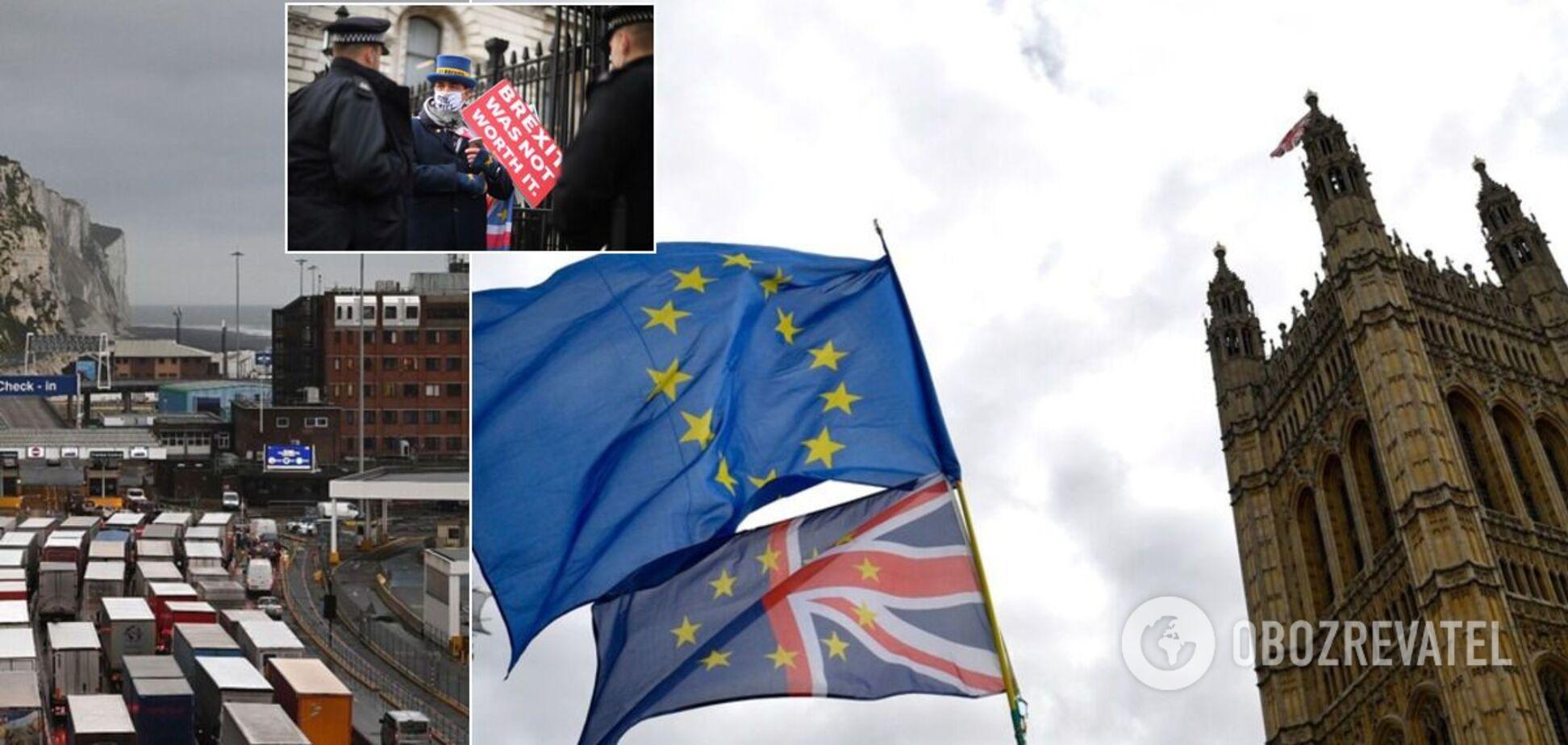 Британия и ЕС договорились по Brexit