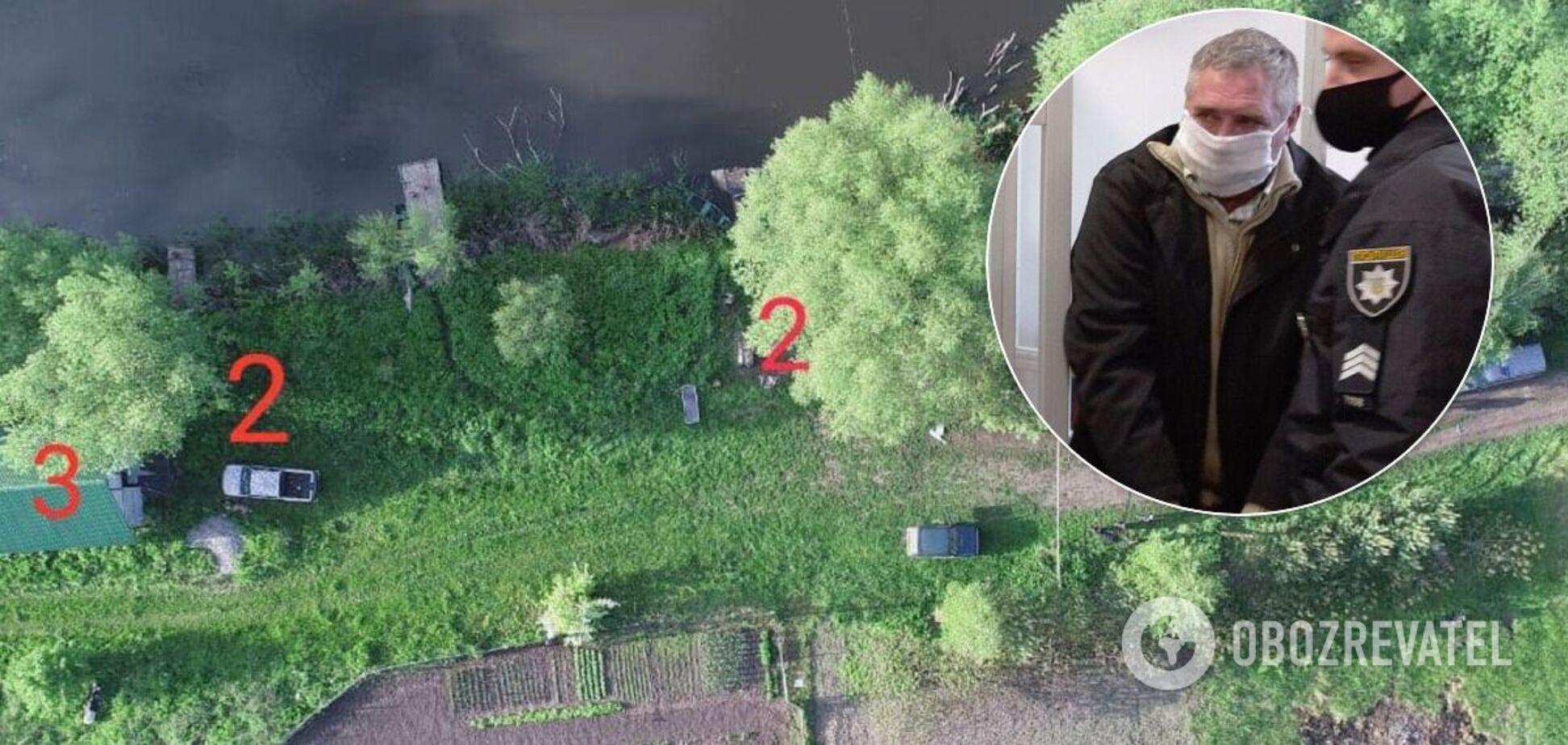 Масове вбивство на Житомирщині: потерпілі дали свідчення у справі Захаренка