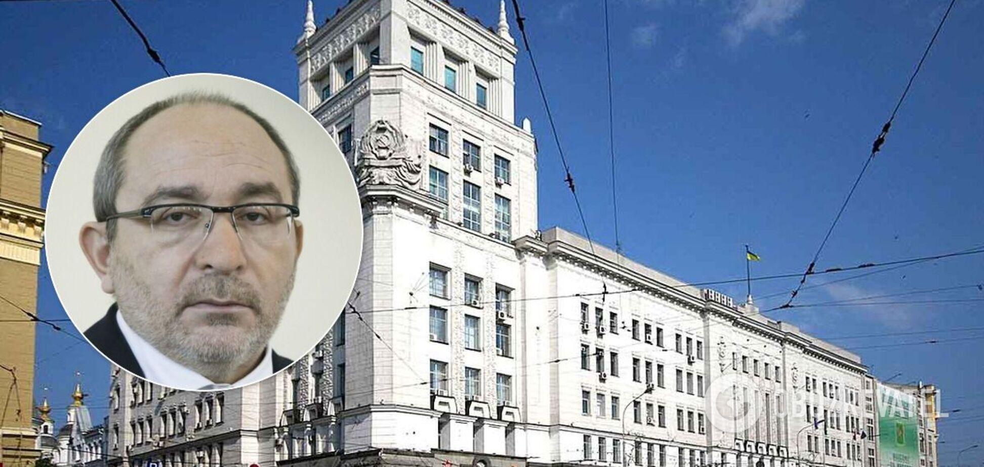 В Харькове из горсовета уволились все советники Кернеса
