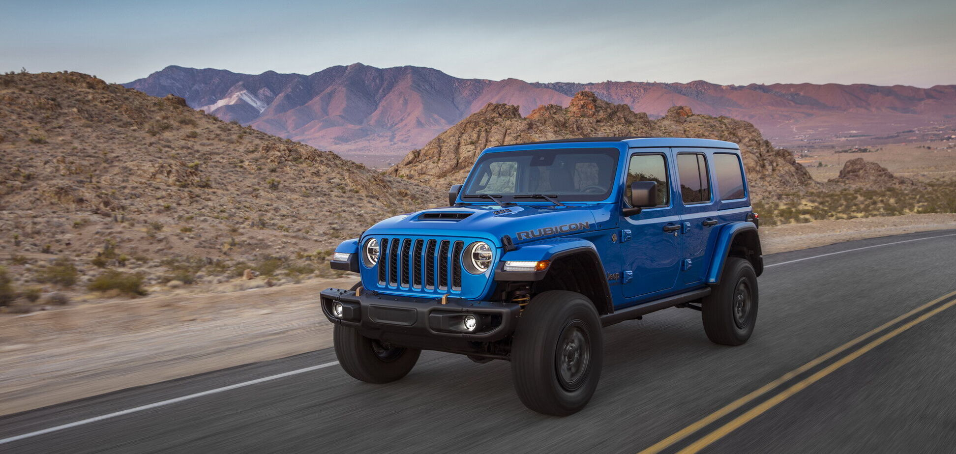 Шанувальники Jeep дізналися ціну 8-циліндрового Wrangler