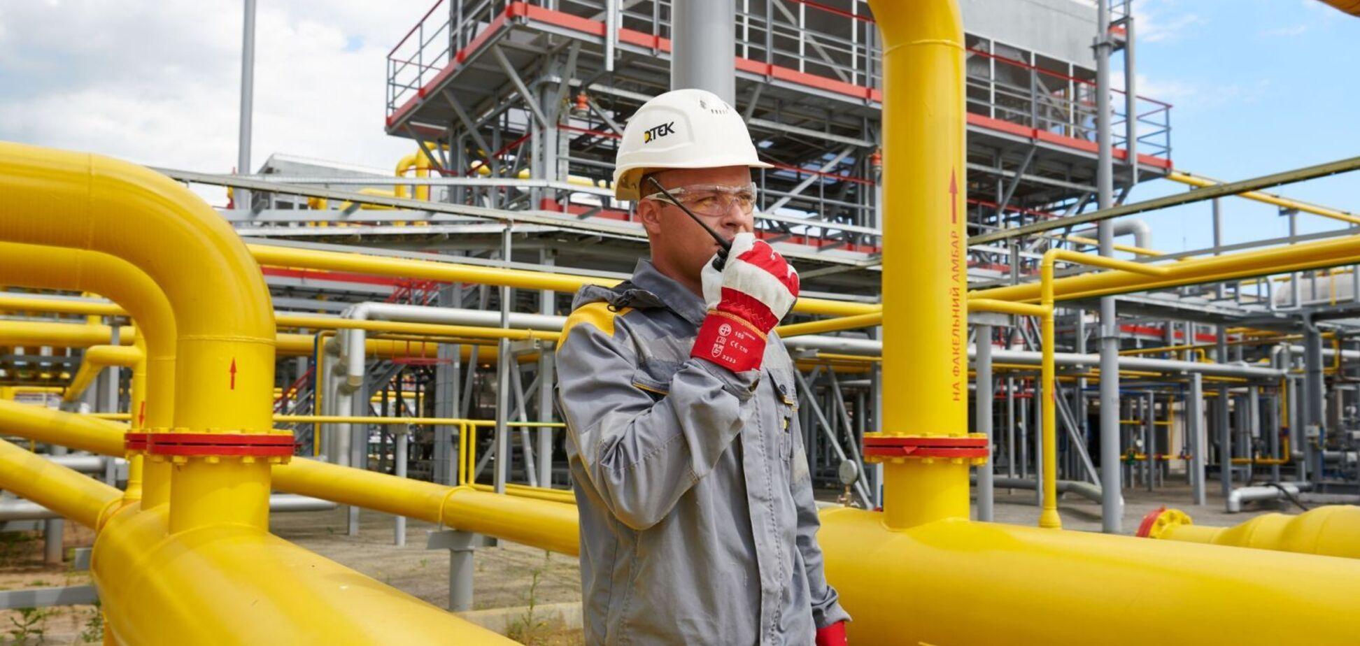 ДТЭК 'Нефтегаз' подписал СРП по Зиньковской площади