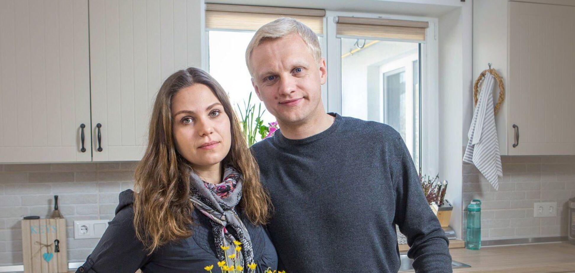 Виталий Шабунин с женой