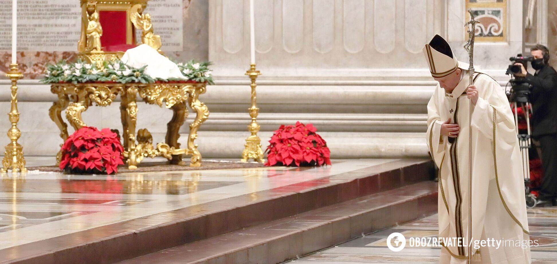 У Папы болезненная невралгия седалищного нерва