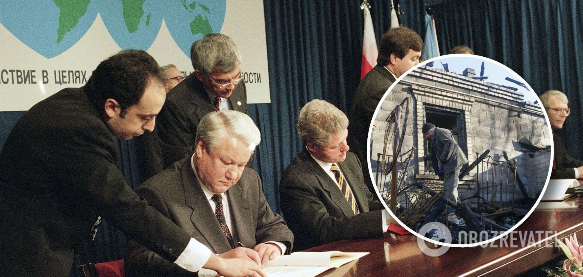Будапештскому меморандуму уже 26 лет. Зачем мы отказались от ядерного оружия и почему Украину не спасли от РФ