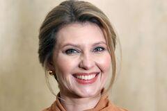 Елена Зеленская появилась на публике в черном костюме и вызвала споры у поклонников