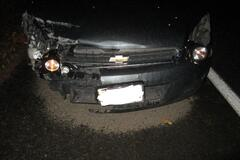 Полиция остановила водителя за использование обычных фонариков вместо фар