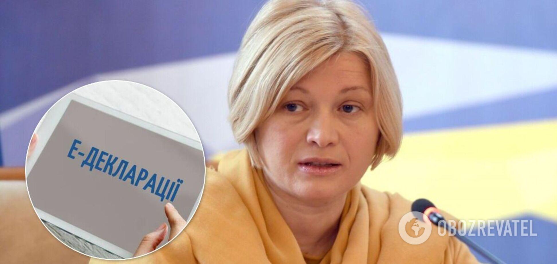 У Порошенко заявили о готовности усиливать уголовную ответственность за ложь в декларациях