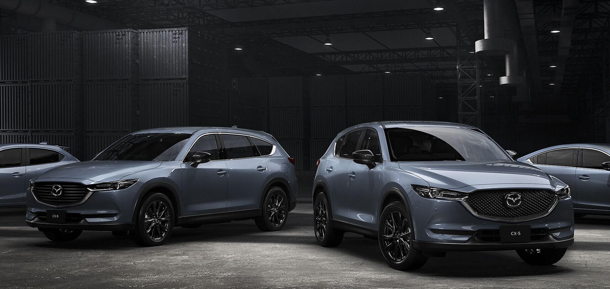 Mazda оновила кросовери CX-5 та CX-8
