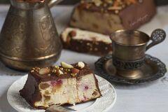 Традиционный творожный десерт 'Львовский сырник'