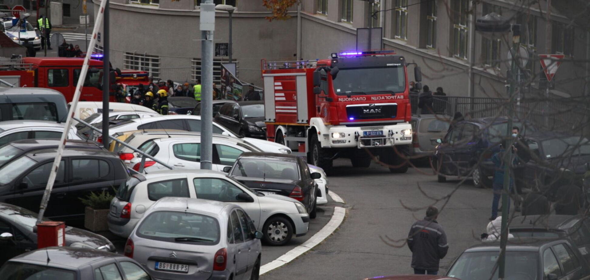 У Белграді прогримів вибух