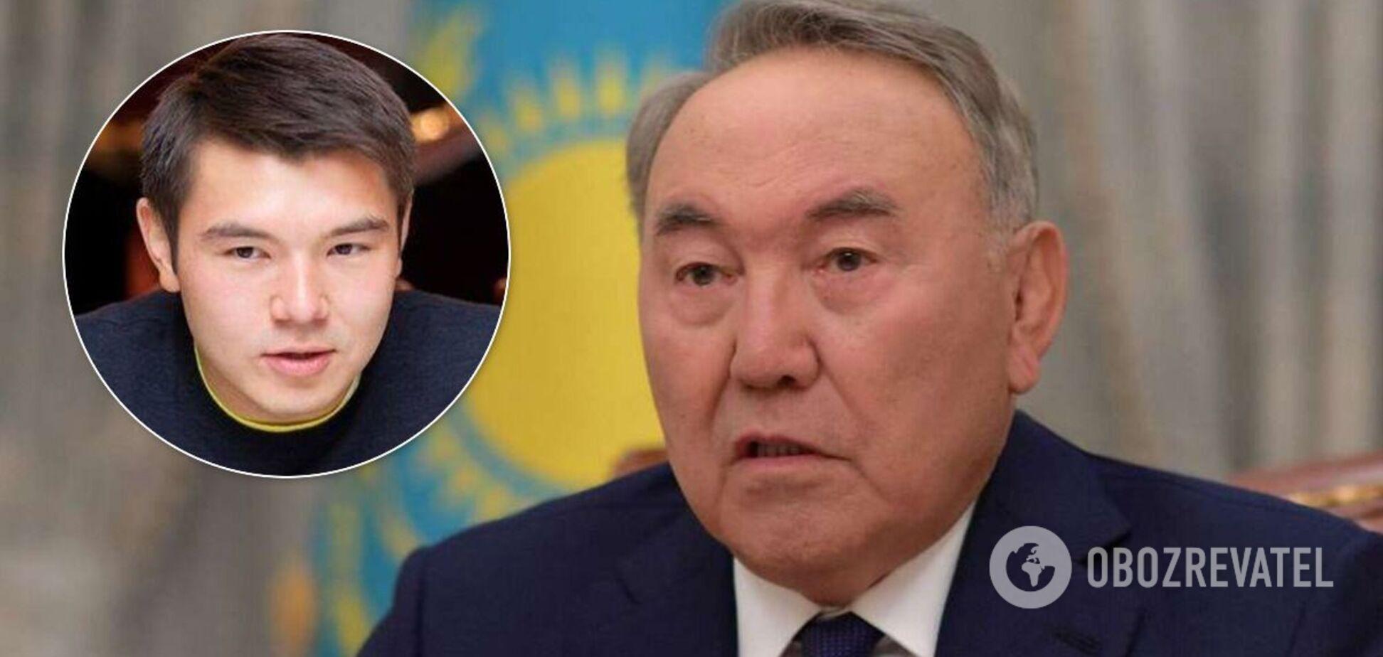 Внуку Назарбаева было 29 лет
