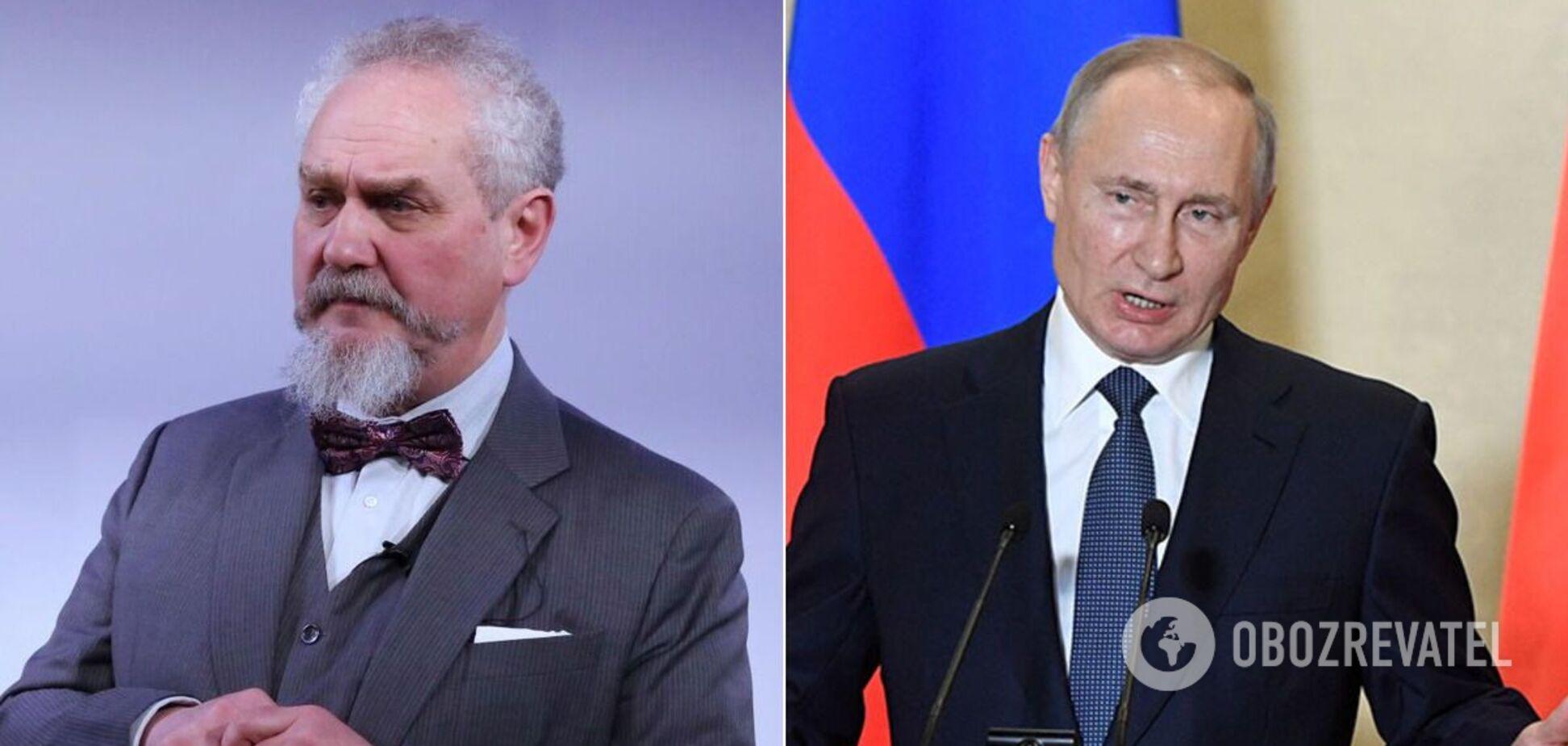 Андрей Зубов считает, что Путин наказал Украину оккупацией Крыма
