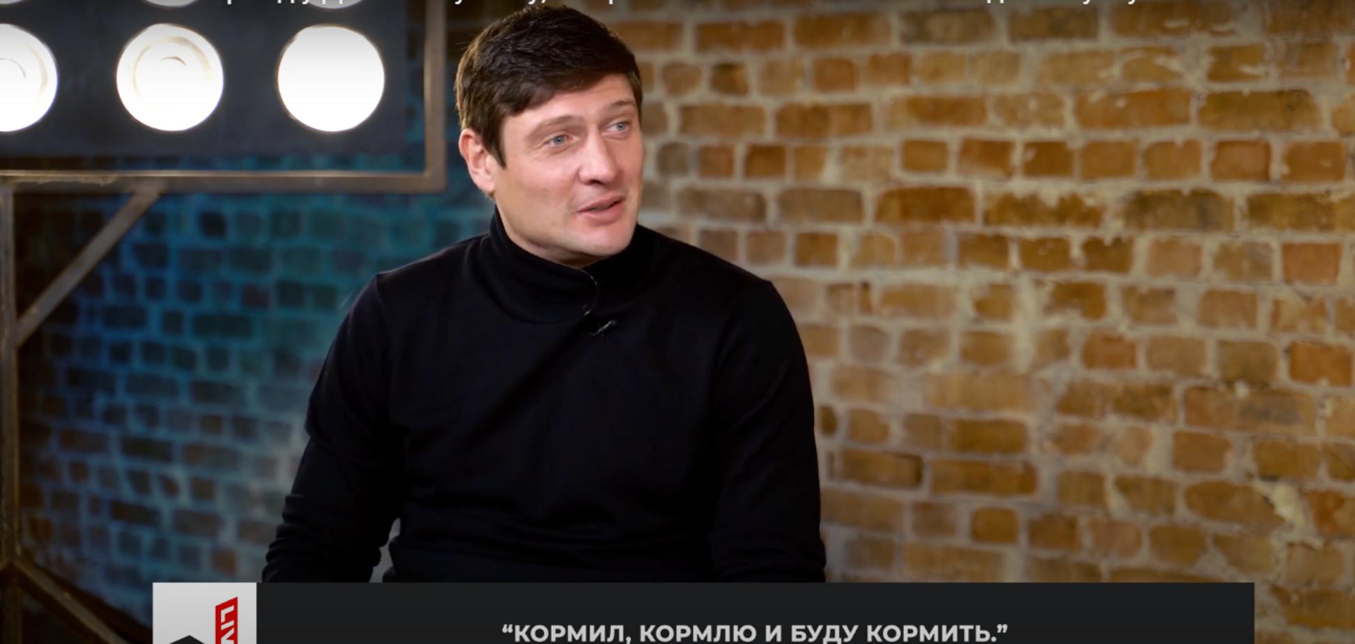 Селезньов обматюкав українців, які критикують його за 'годувальника'