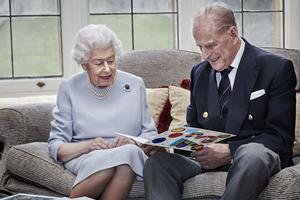 Елизавета II и Филипп в 2020 году