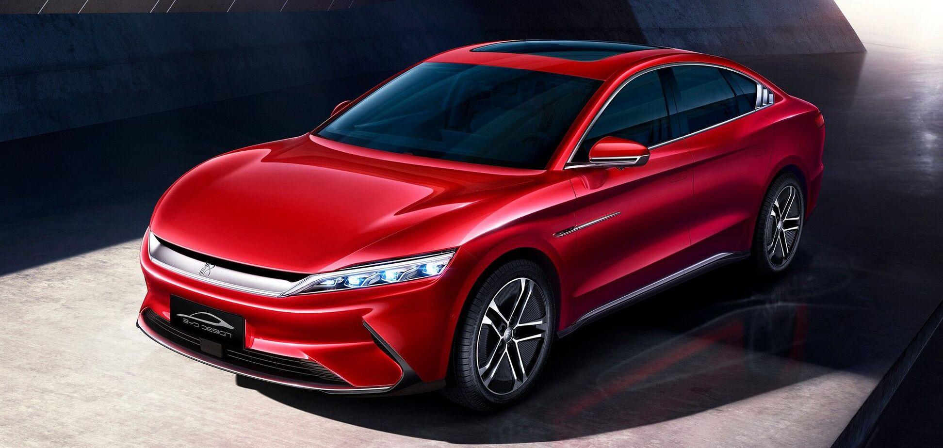 Автомобілі з Китаю