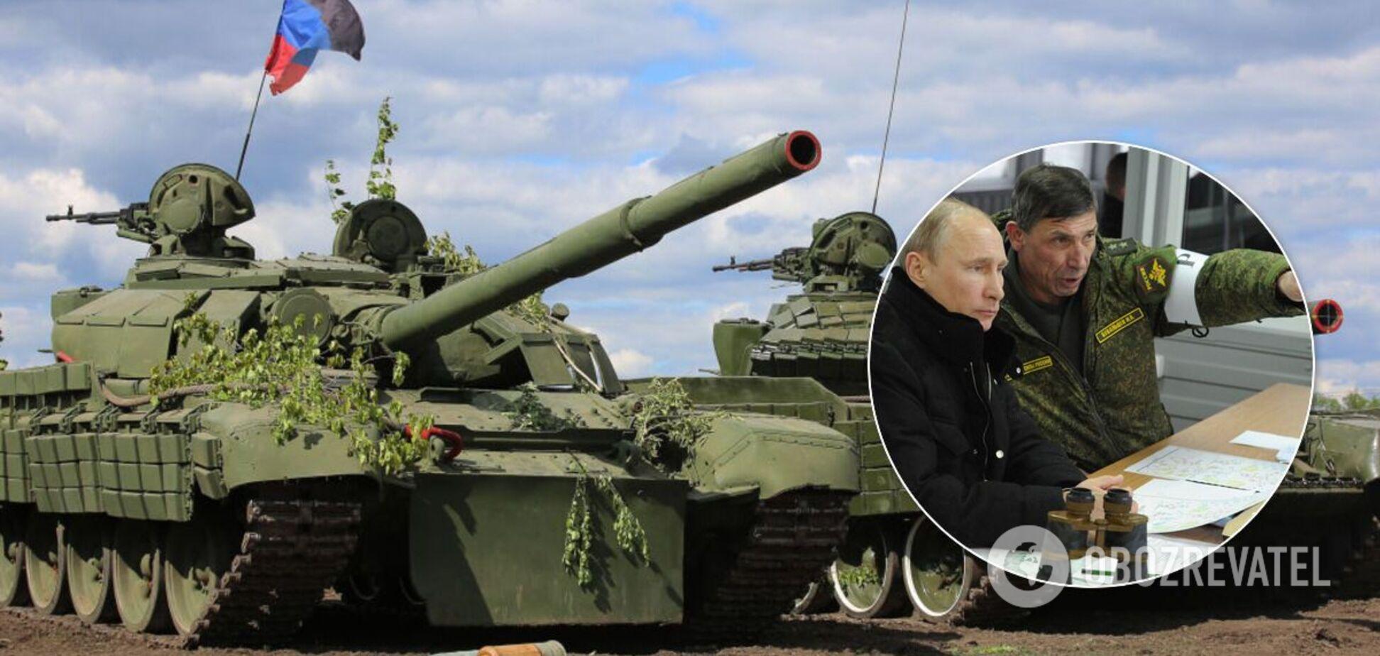 Експерт дав прогноз щодо загострення боїв на Донбасі і назвав мету Путіна