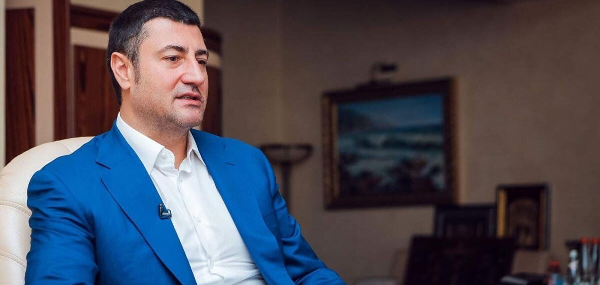 Олег Бахматюк рассказал, что мировой экономический кризис приводит к убыточности украинских производителей продукции животноводства