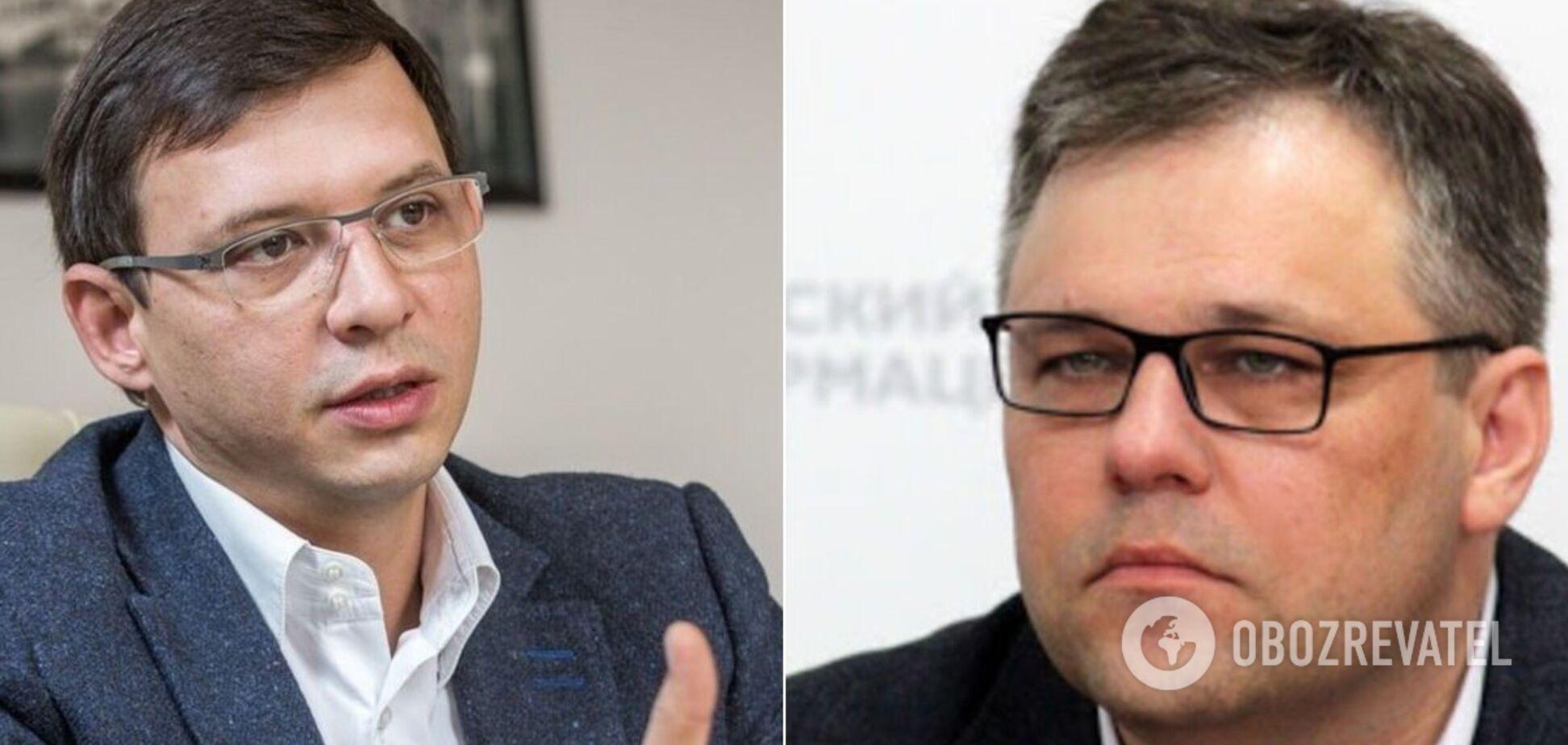 Мураєв запросив до ефіру терориста 'ЛНР'