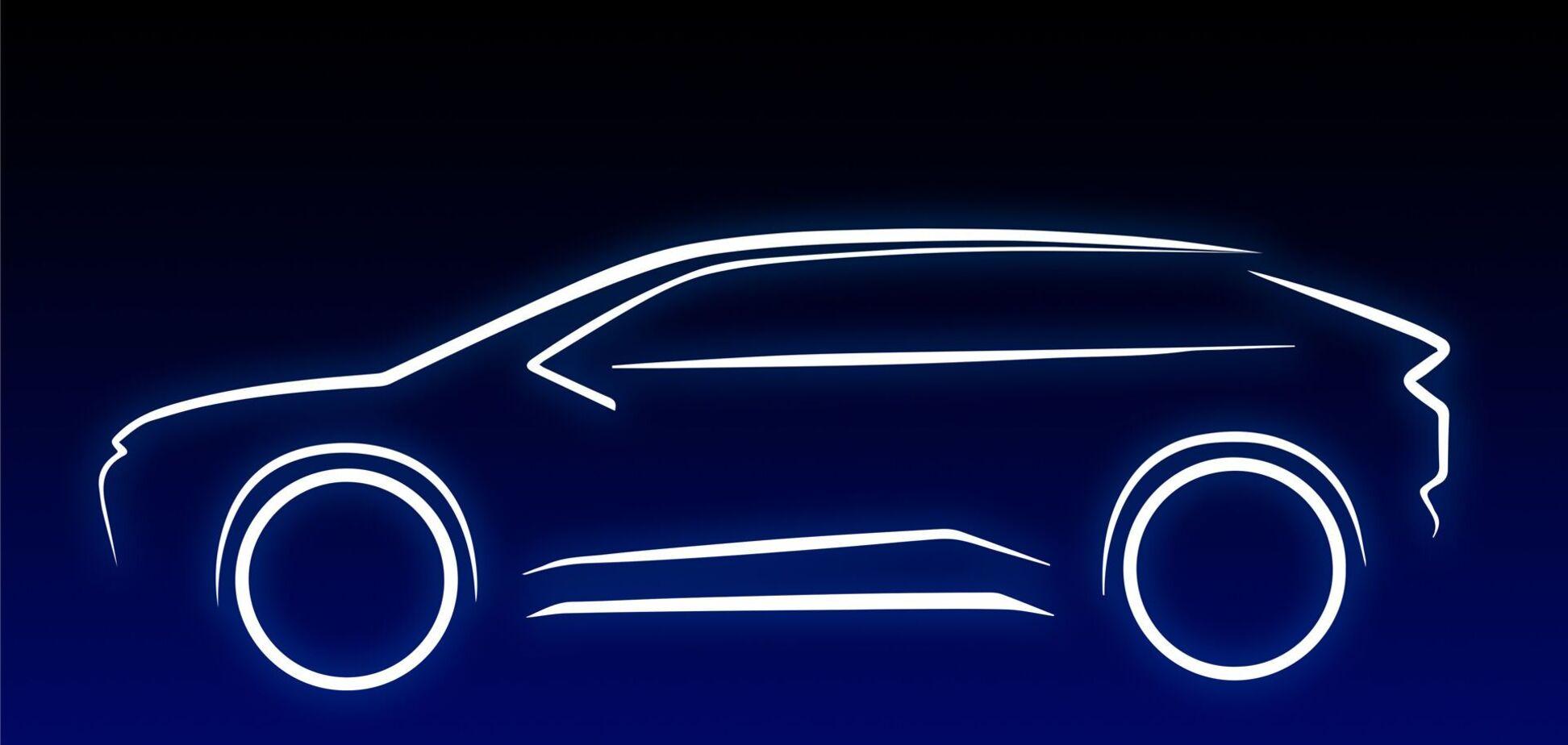 Toyota анонсировала электрический кроссовер для Европы