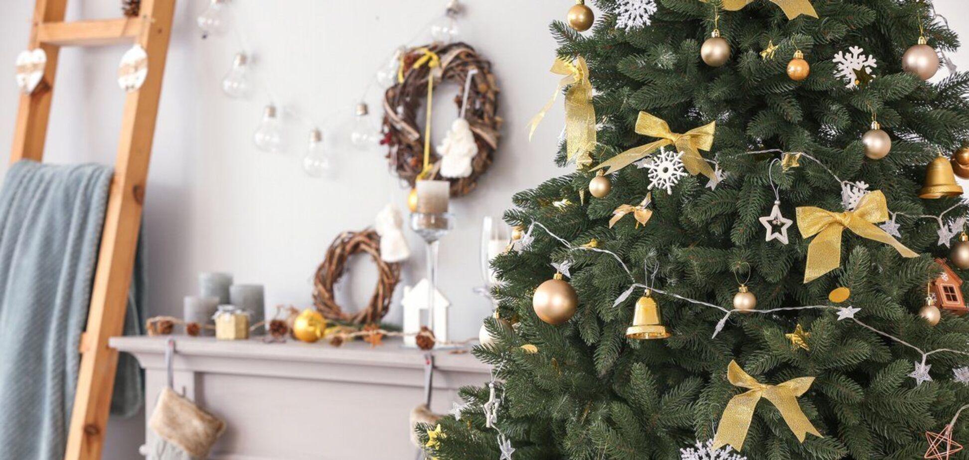 Як прикрасити ялинку на Новий рік 2 021