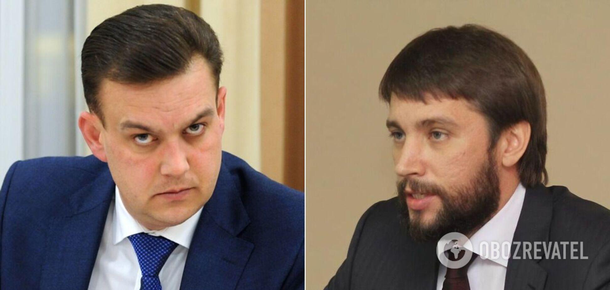 Костянтин Павлов і Дмитро Шевчик