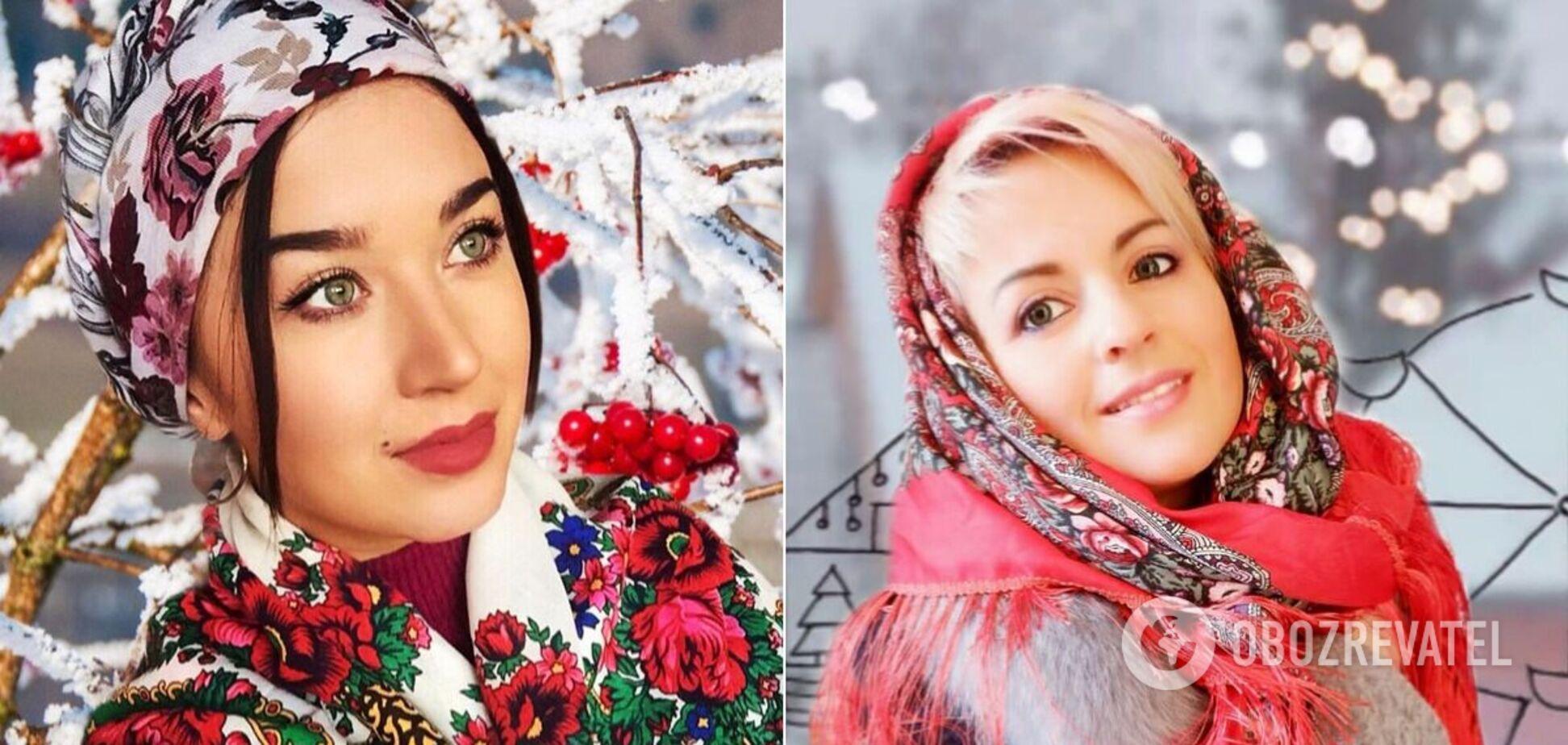 День української хустки: як у країні підтримали флешмоб із нагоди народного свята. Фото