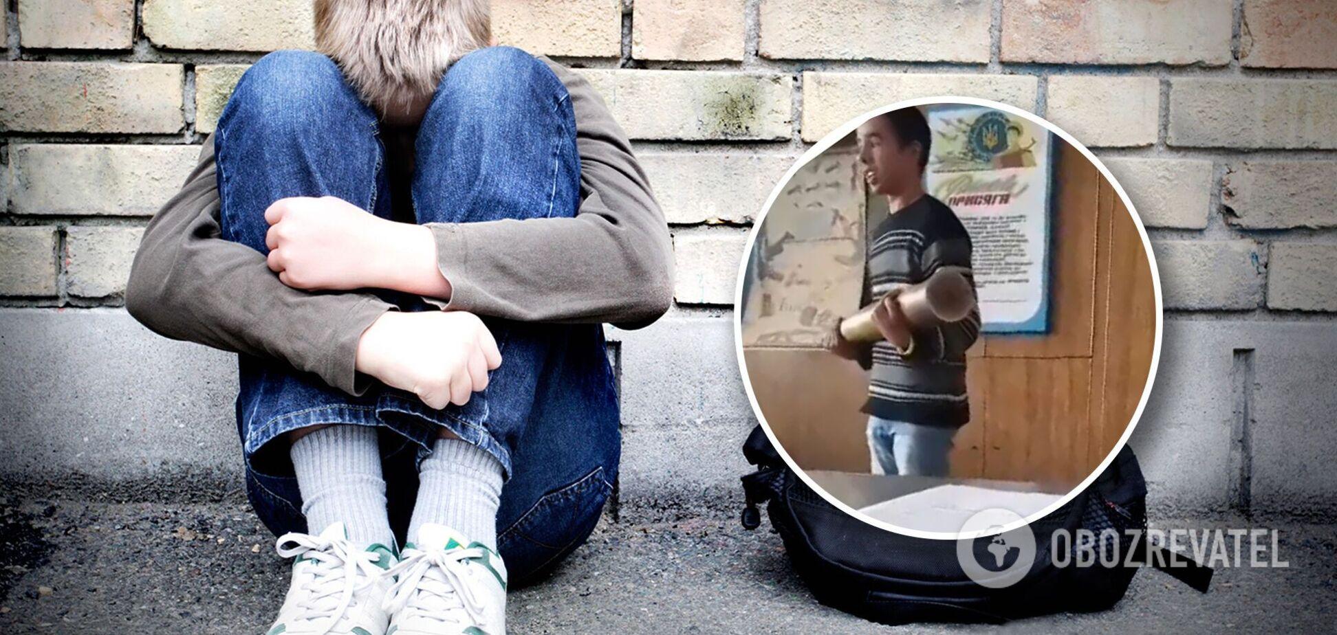 На Рівненщині завуч карав дітей 'військовими' прийомами: подробиці скандалу