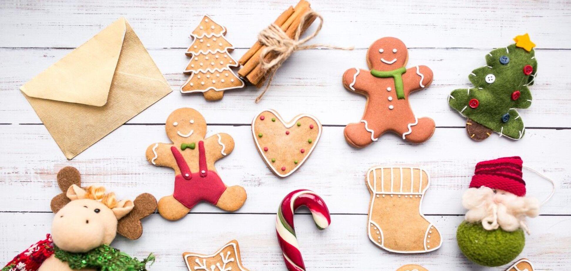 Які солодощі печуть на День святого Миколая в різних країнах: кондитерка опублікувала список