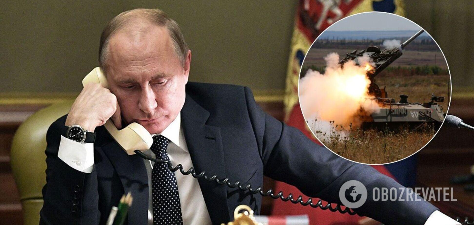 Україна повинна сказати правду, Кремль буде в істериці