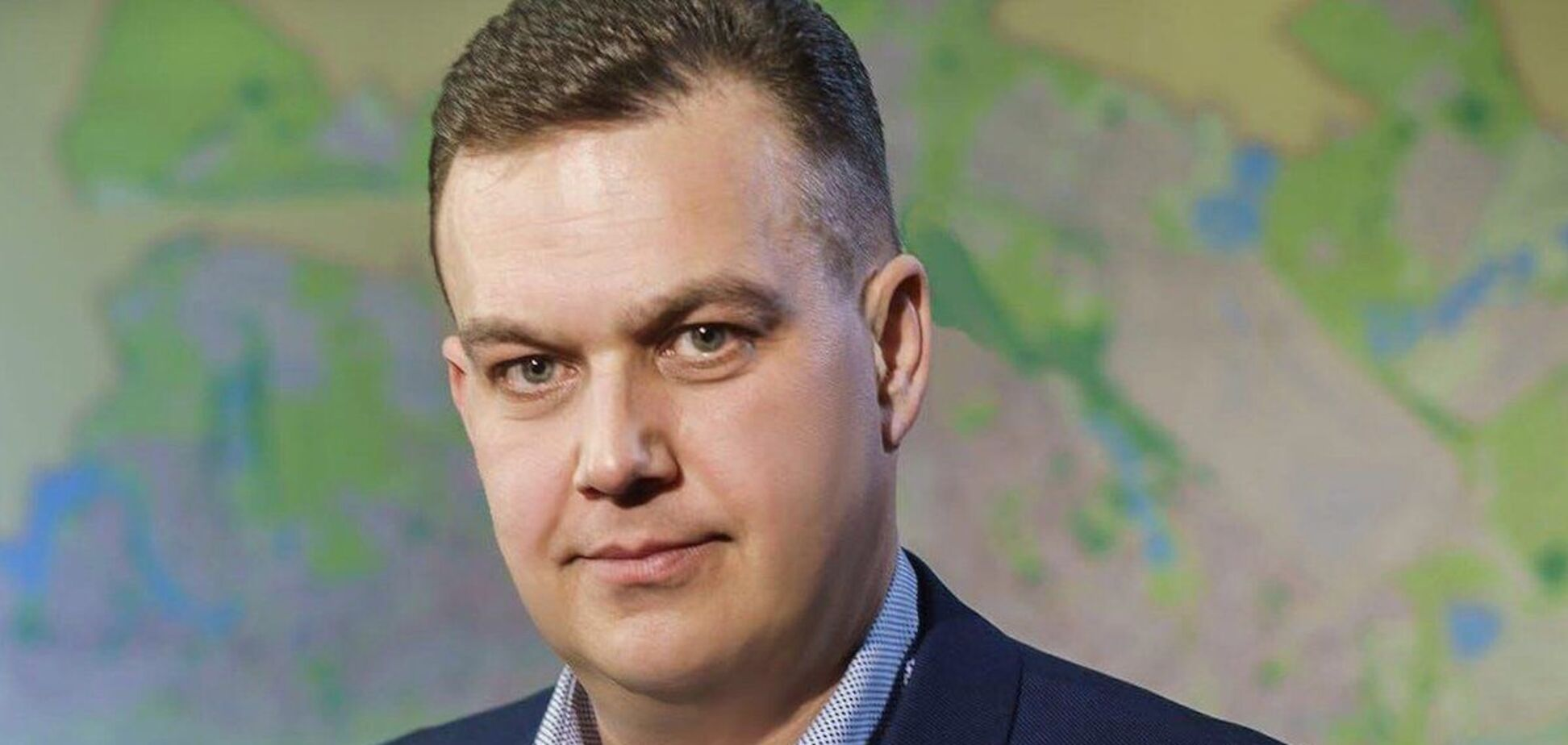 Новый мэр Кривого Рога Константин Павлов