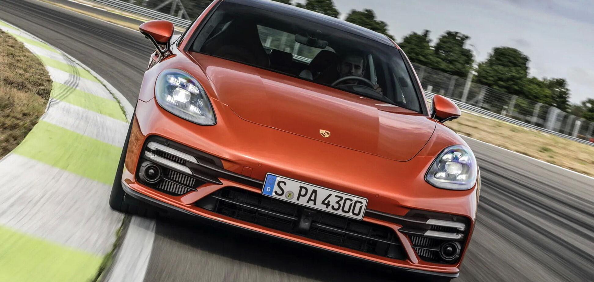 Porsche має намір використовувати на моделях з ДВС метанол