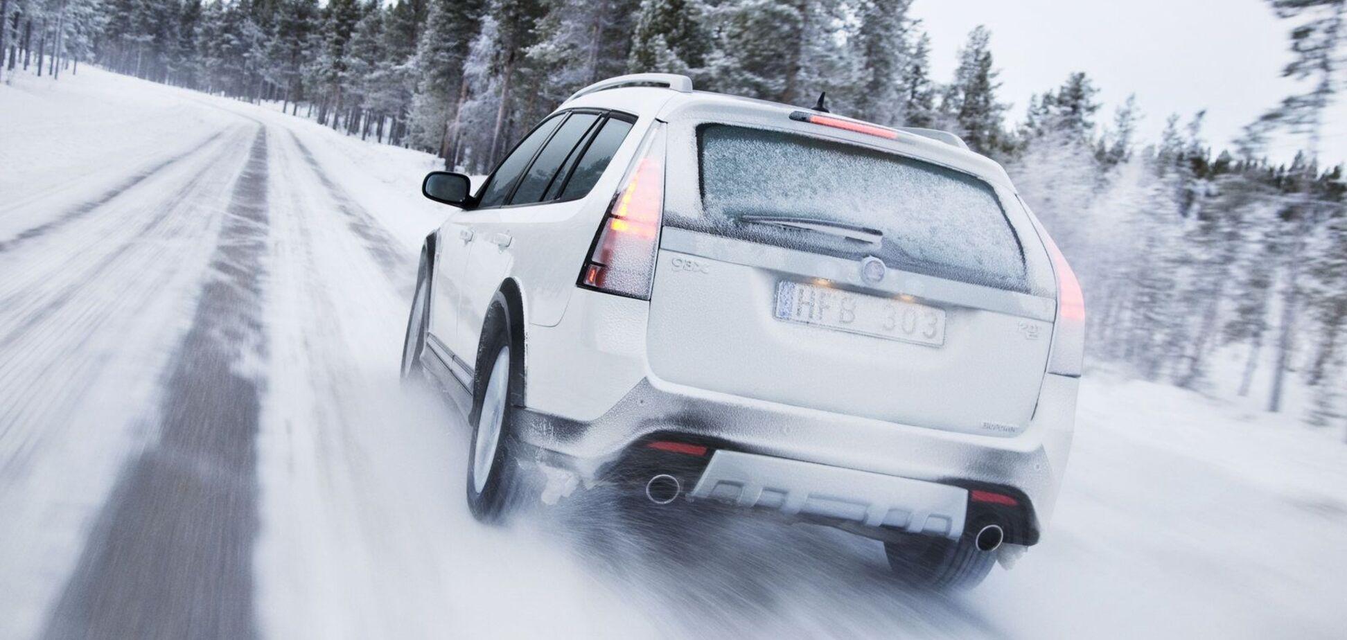 Вождение автомобиля зимой: 7 типичных ошибок, которые допускают водители