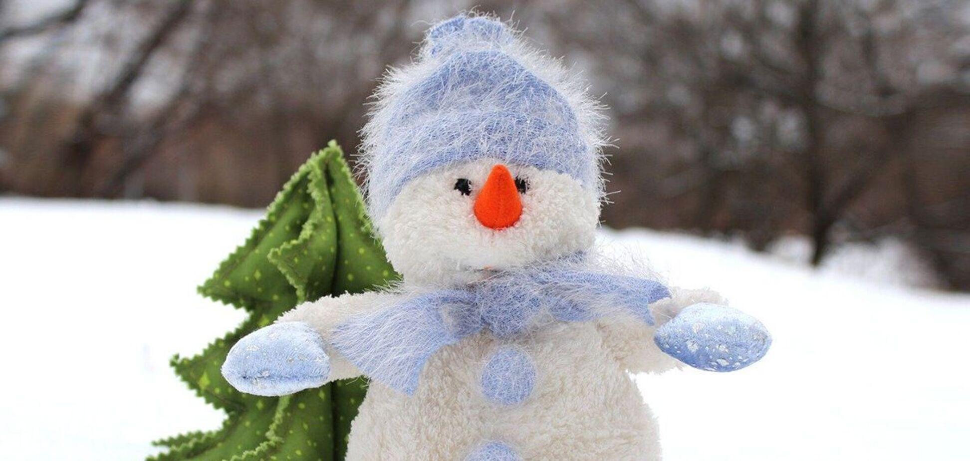 Новий рік в Україні буде без морозів і снігу, – синоптик