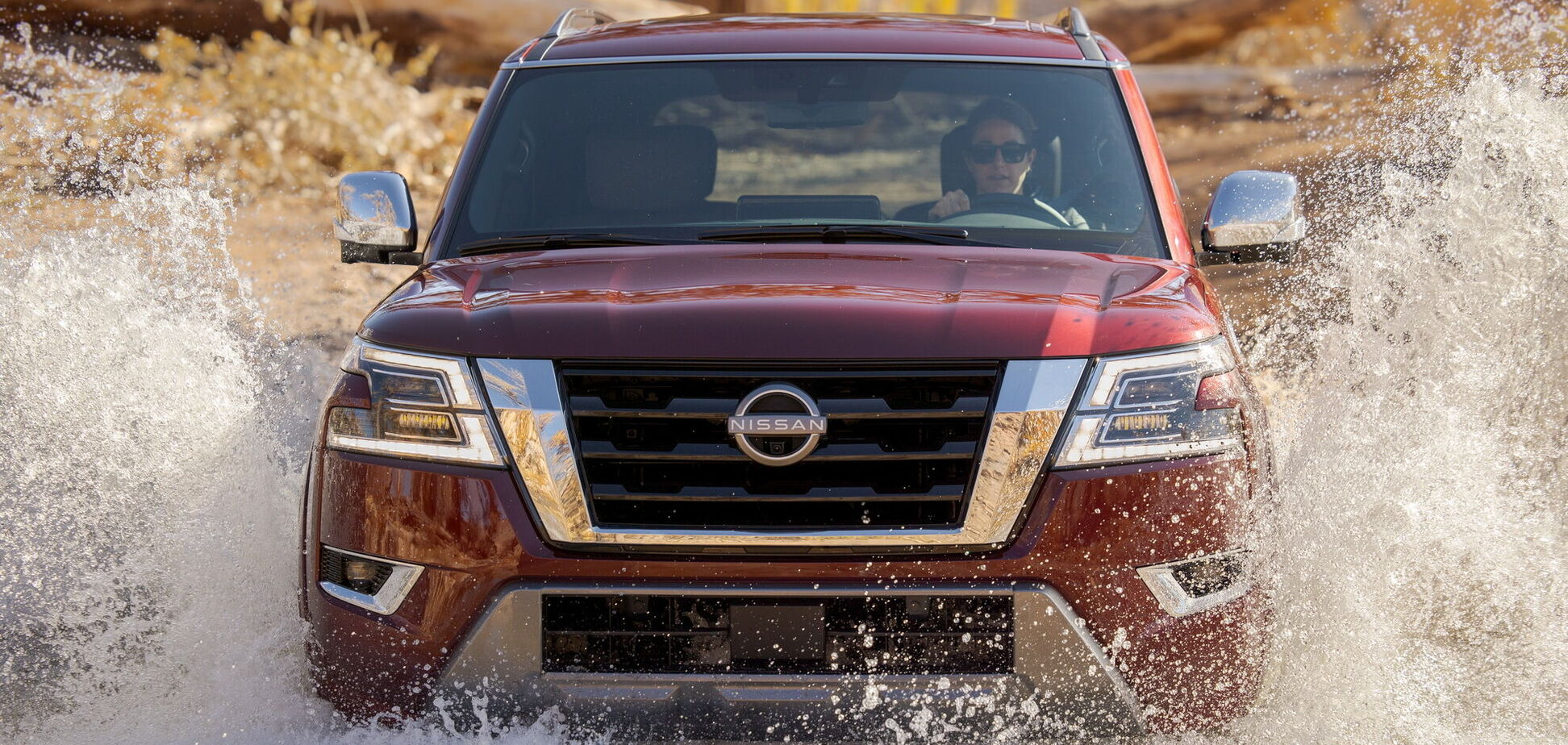 Nissan оновив флагманську модель Armada