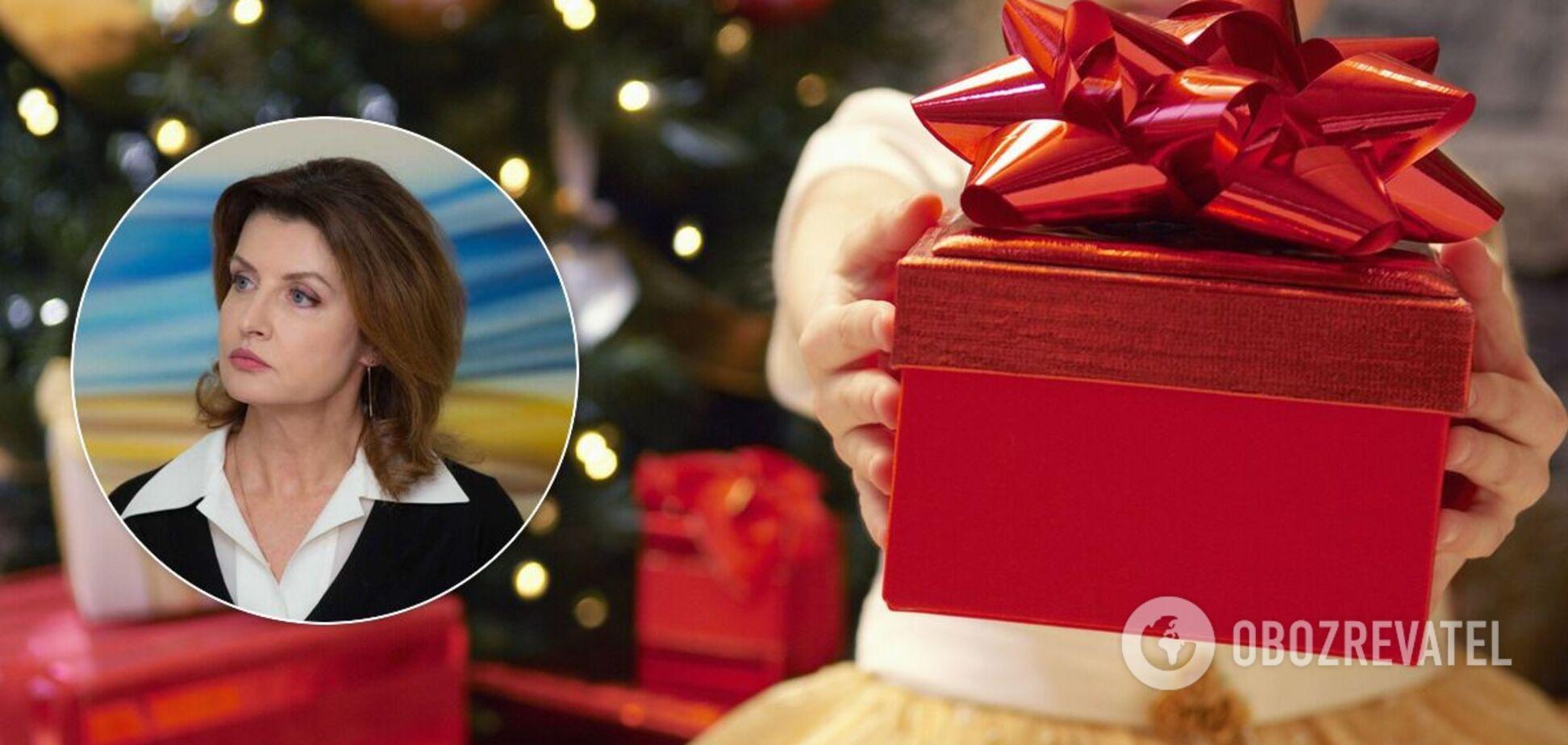 Марина Порошенко анонсировала всеукраинские акции к Новому году для детей с инвалидностью