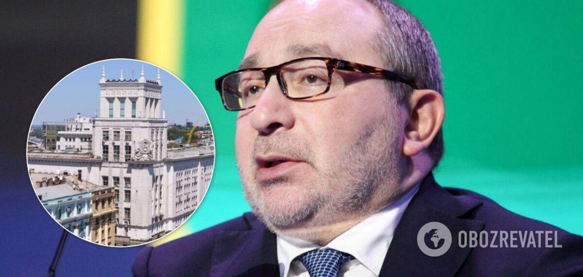 Кернес заочно получил полномочия мэра Харькова и предложил горсовету 'преемника'