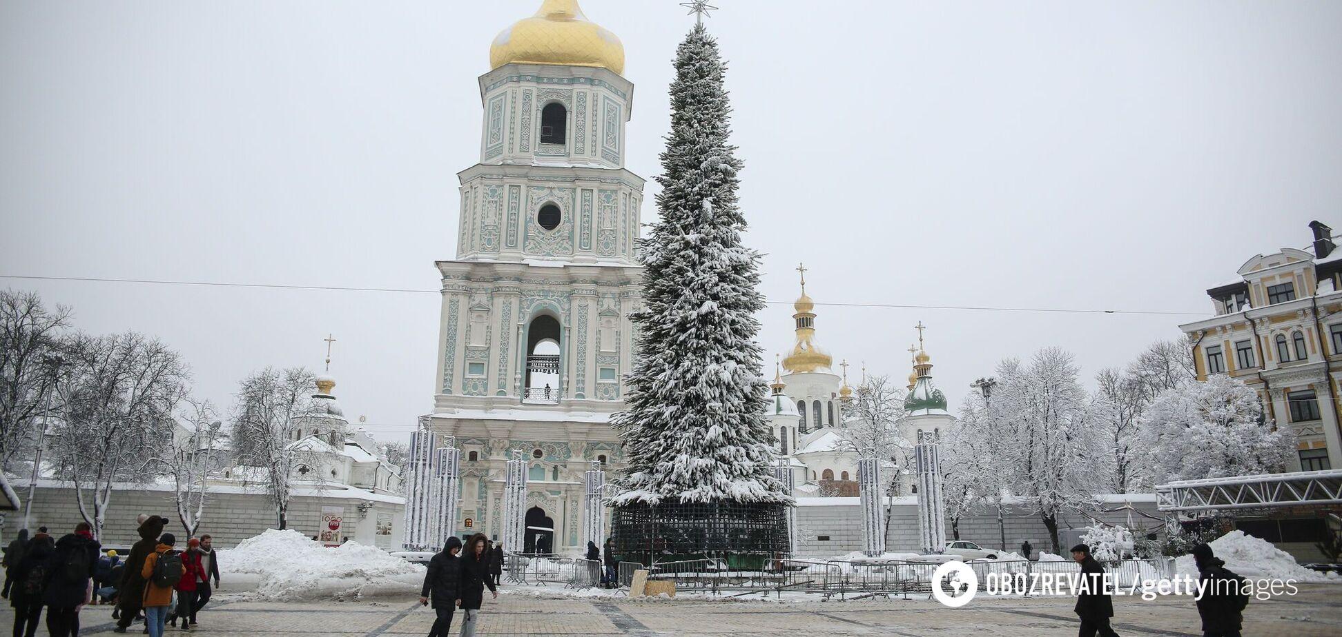 Снег и морозы до -9: синоптики дали прогноз до конца недели в Украине