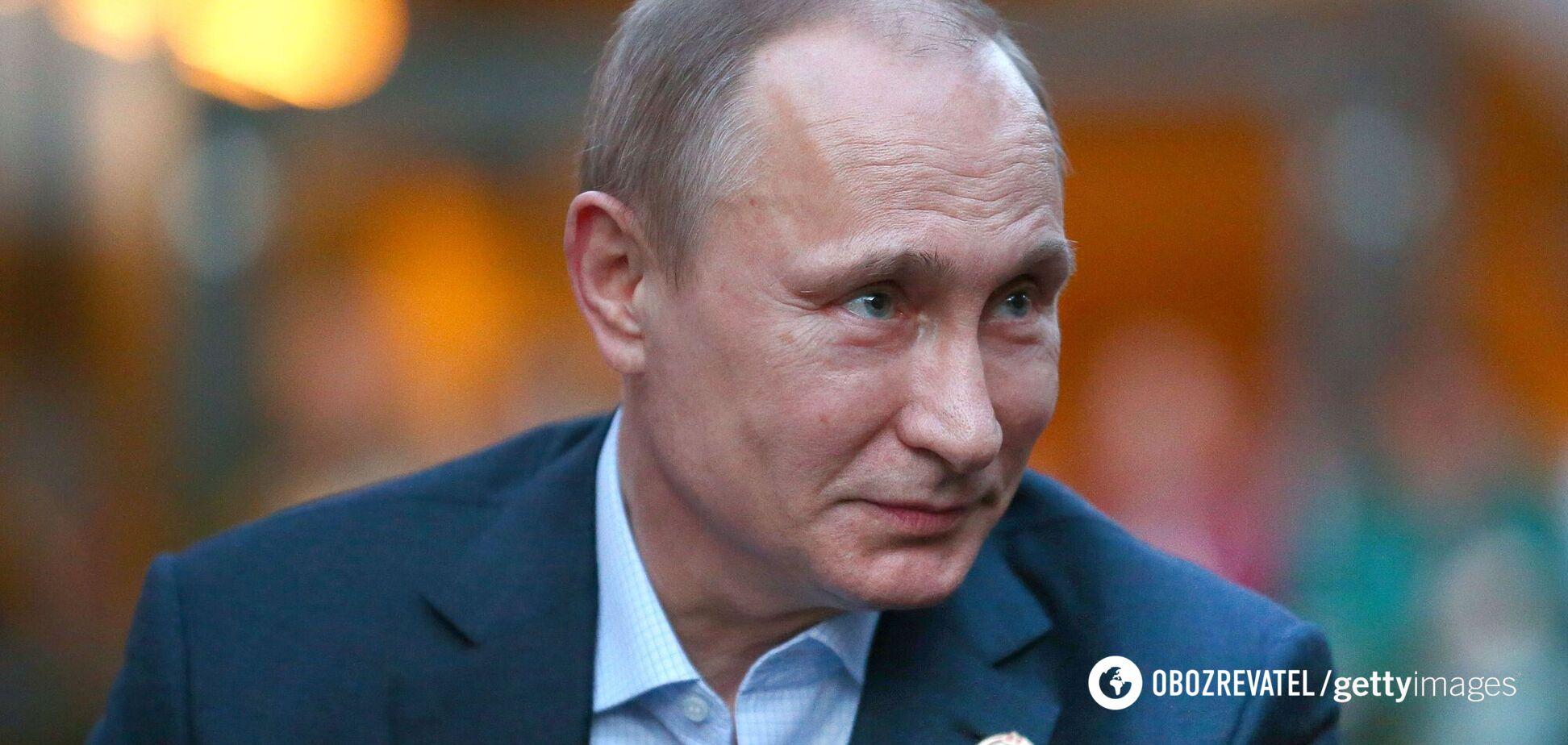 Путин поздравил Байдена с победой на выборах в США
