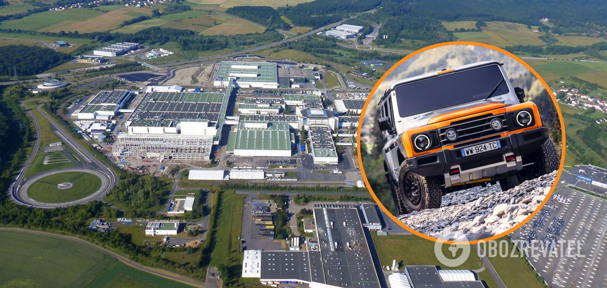 Daimler продал завод Smart британцам из Ineos Automotive