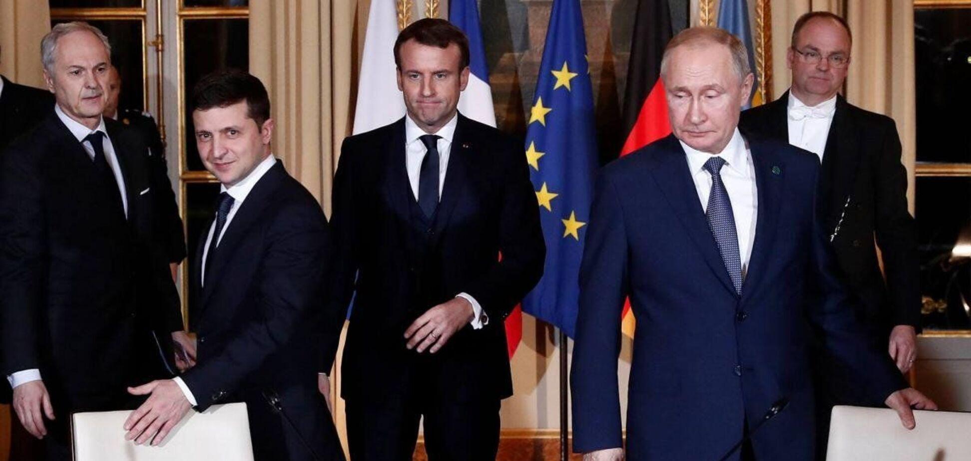Годовщина парижского саммита. Кремль все надеется решить вопрос с 'Л/ДНР' по формуле Молотова — Риббентропа