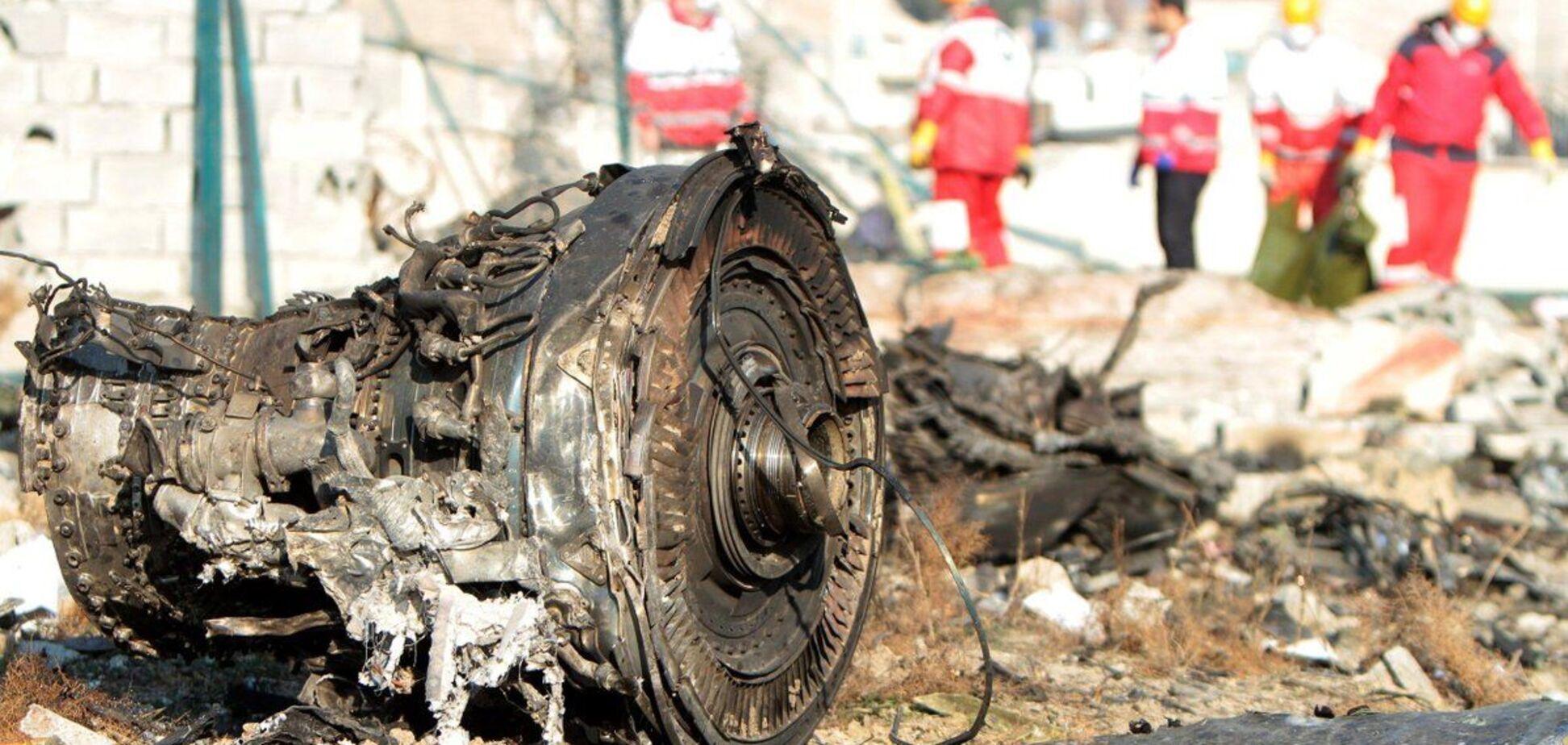 Катастрофа МАУ в Ірані