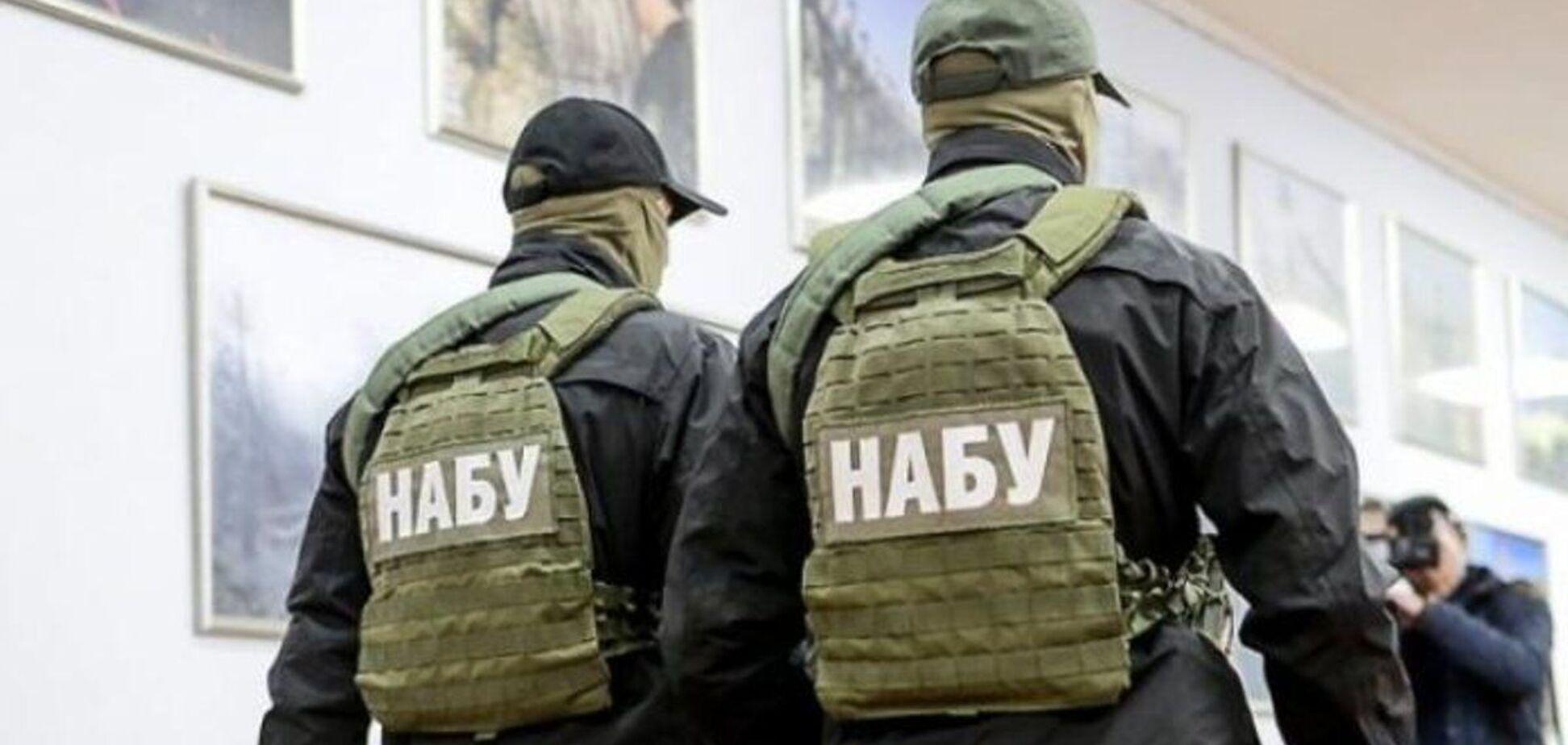 Детективы НАБУ задержали на взятке чиновника Госгеокадастра