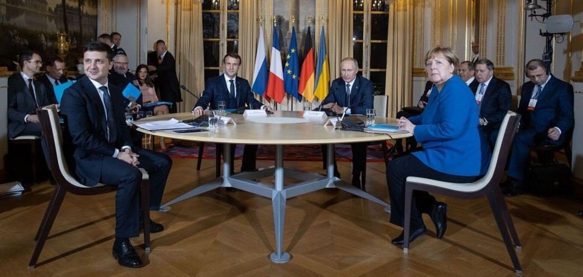 Зеленський опублікував фото з Путіним
