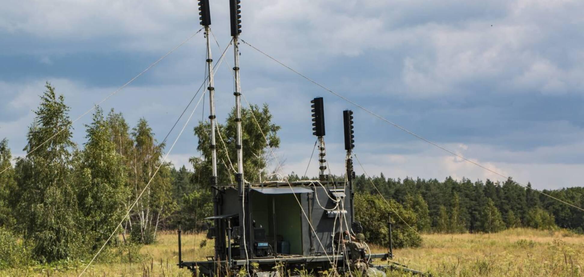 На Донбасі помітили російський комплекс РЕБ
