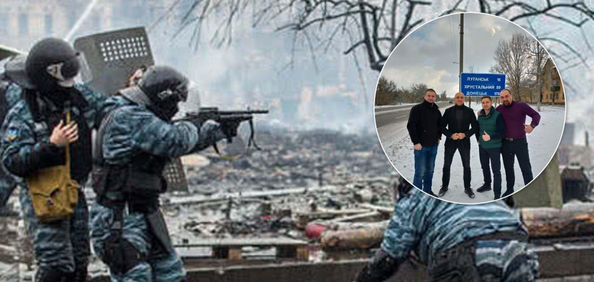 'Их обвиняют в расстрелах, а они гуляют по Киеву': почему вернулись беркутовцы и что будет дальше