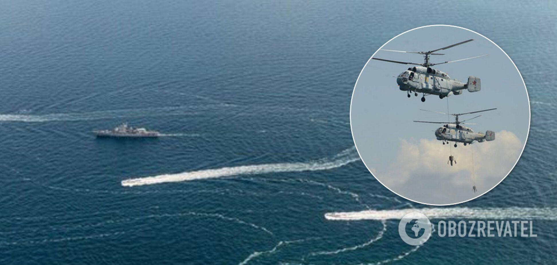 Россия взялась за поиск вражеских субмарин в Крыму