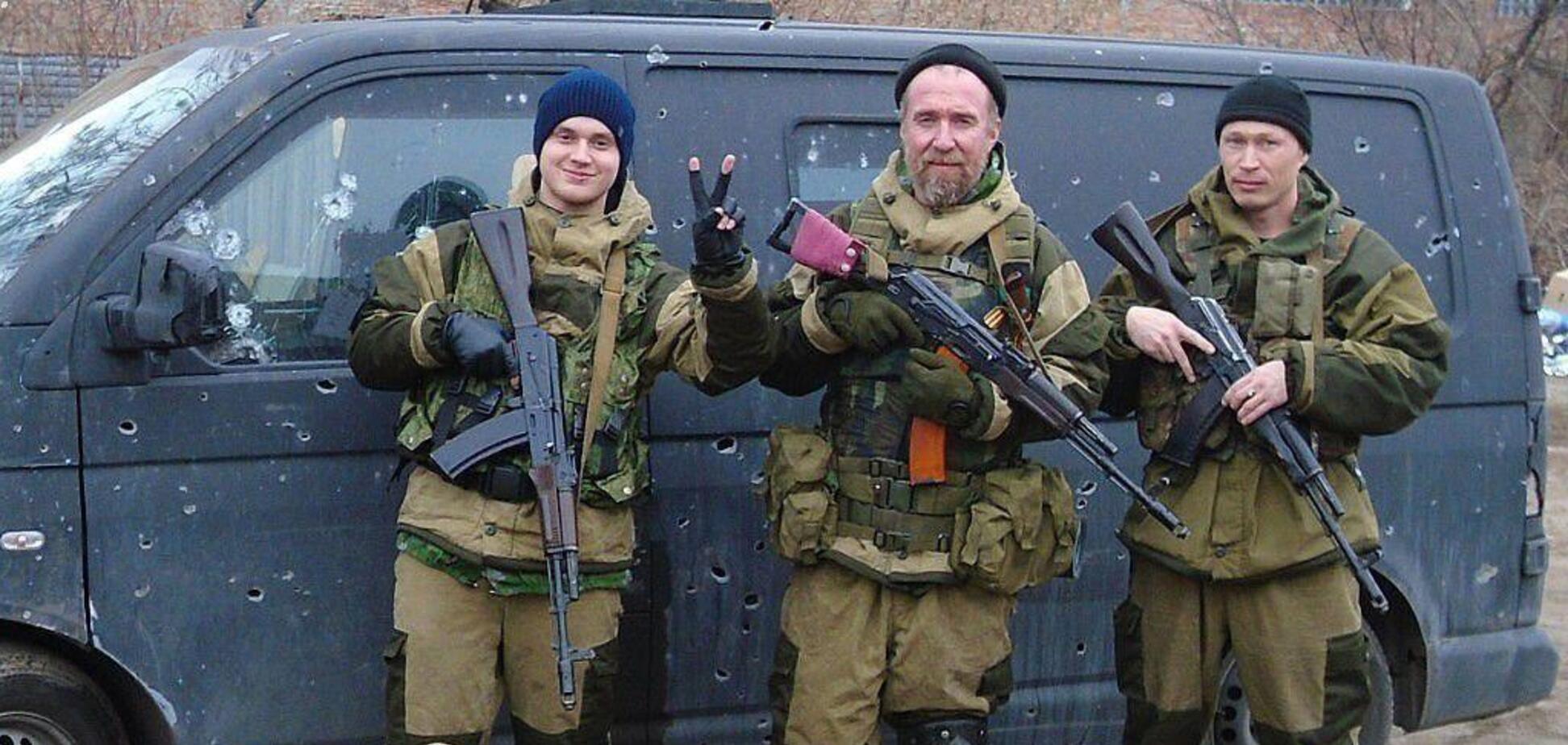 На Донбассе погиб террорист 'ДНР'